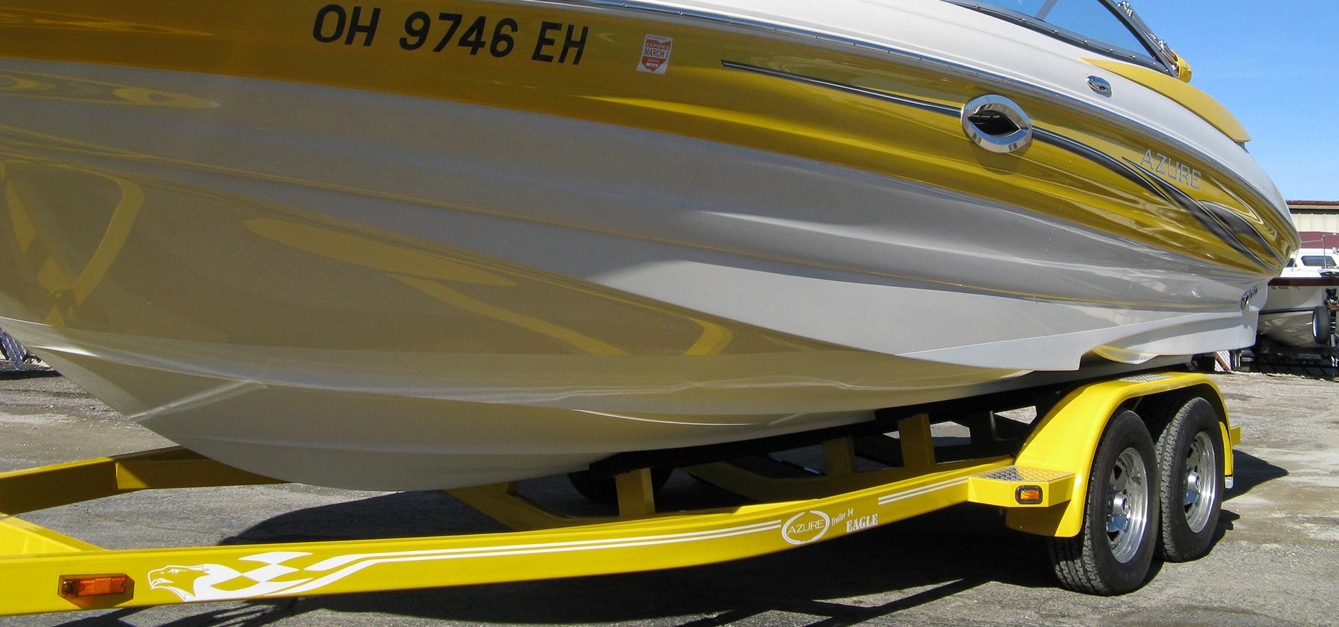 bottom paint boat hull