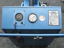 dynamometer control panel