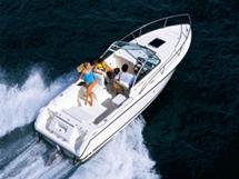 I/O pleasure boat