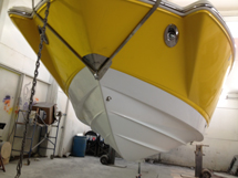 epoxy and anti-fouling bottom paint